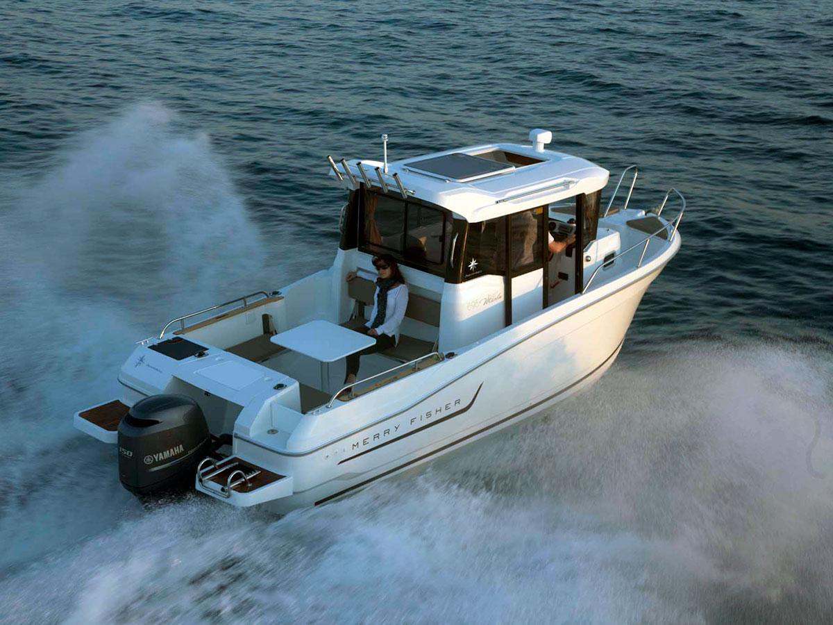 Jeanneau Merry Fisher 695 Marlin Mw Marine
