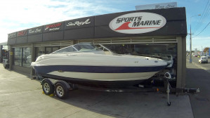 2003 Sea Ray 200 Sundeck