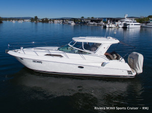 Riviera M360 Sport Cruiser