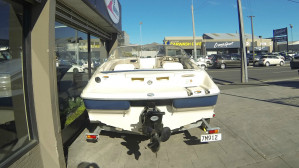 2001 Bayliner 1850 Capri