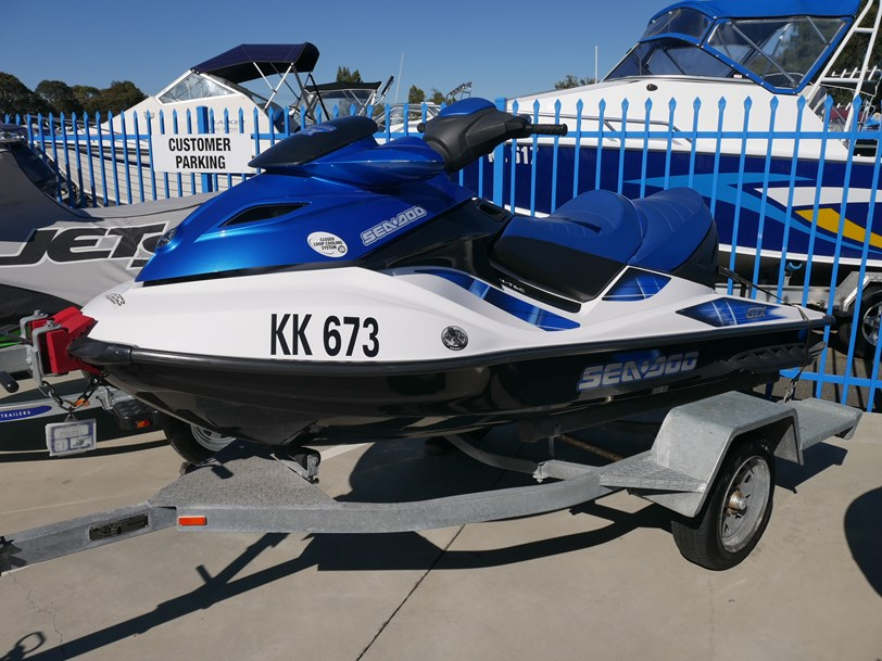 Seadoo Gtx Supercharged 215 Jv Marine Melbourne