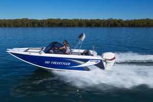 Quintrex 510 Freestyler