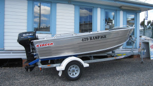 Stacer 429 Rampage 2020 Model