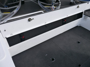 QUINTREX 510 FRONTIER - SIDE CONSOLE