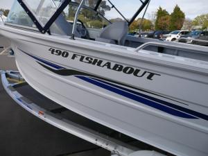 QUINTREX 490 FISHABOUT DLX - RUNABOUT (MEGA VALUE PACK)