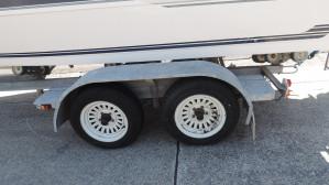 1996 Whittley Impala 5.8 Cuddy