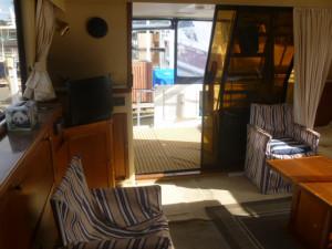 Markline 1300 Flybridge Cruiser