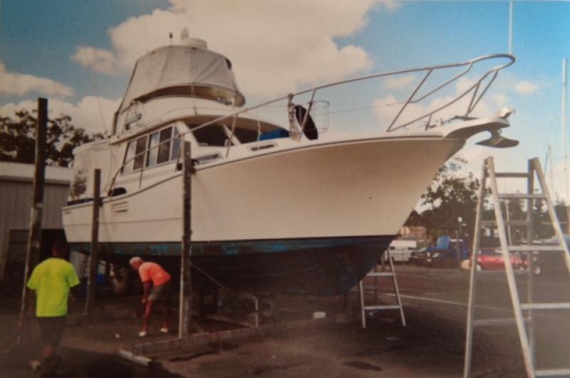 Steber 36 Sports Cruiser