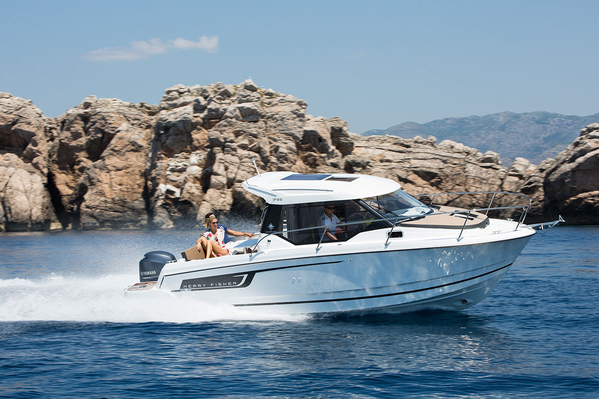 Jeanneau Merry Fisher 795 | 38 South Boat Sales