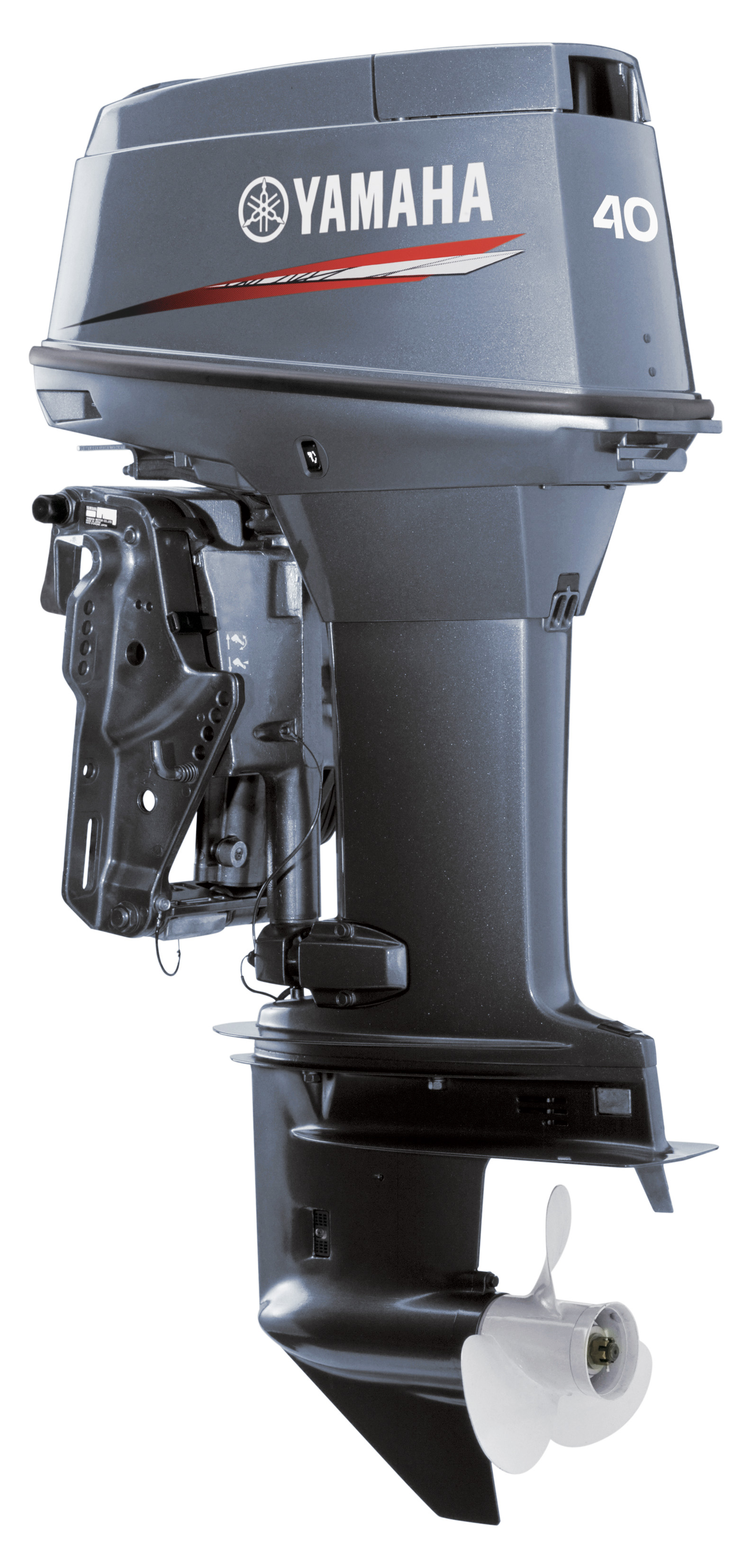 40vwhtol Yamaha 2 Stroke 40hp Long Shaft Electric Start Power Trim 90hp Wiring Diagram Tilt Outboard For Sale