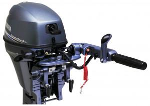 F9 9LMHB Yamaha 4 Stroke 9 9hp Long Shaft PORTABLE OUTBOARD