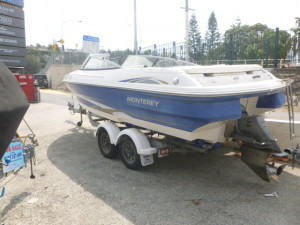 Monteray 180 Bow Rider Edge