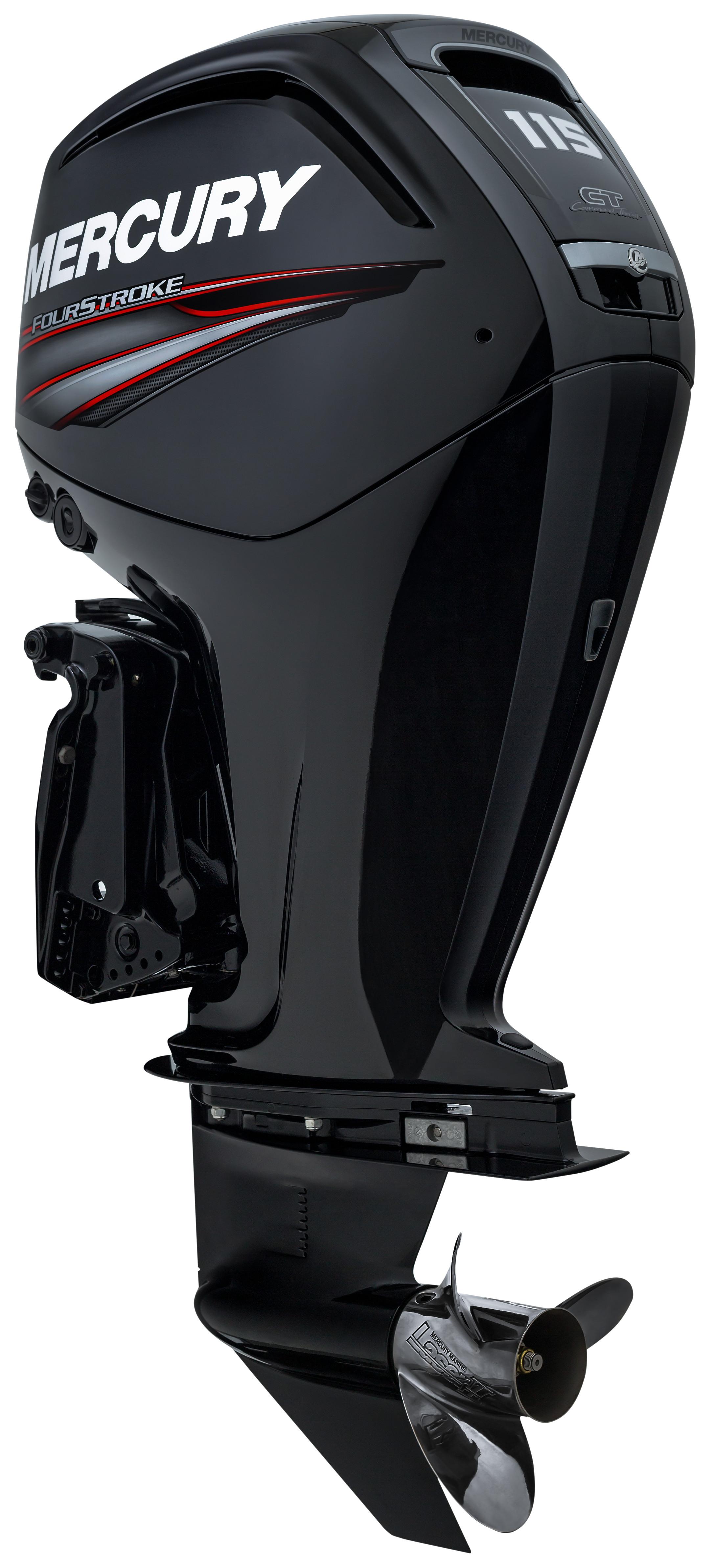 mercury 115 hp efi ct hi tech marinemercury outboards perth wa 115hp ct command thrust fourstroke