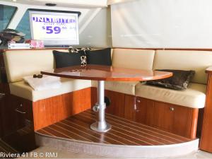 Riviera 41 Open Flybridge
