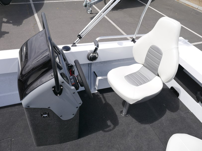 QUINTREX 530 FRONTIER - SIDE CONSOLE