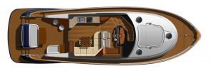 New Belize 54 Sedan