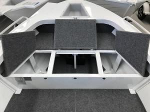 Stacer 429 Outlaw Tiller Steer 2020 Model - White