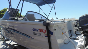 2002 Quintrex Freedom 500