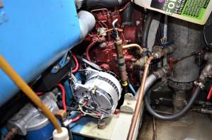 Bruce Roberts 39 Motor Sailer
