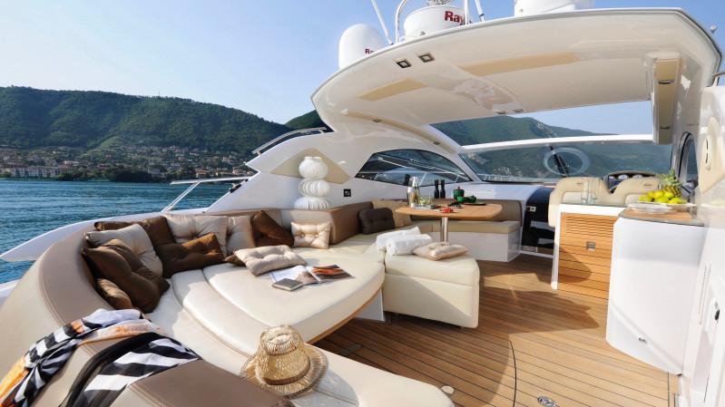 Sessa C44 Sports Yacht