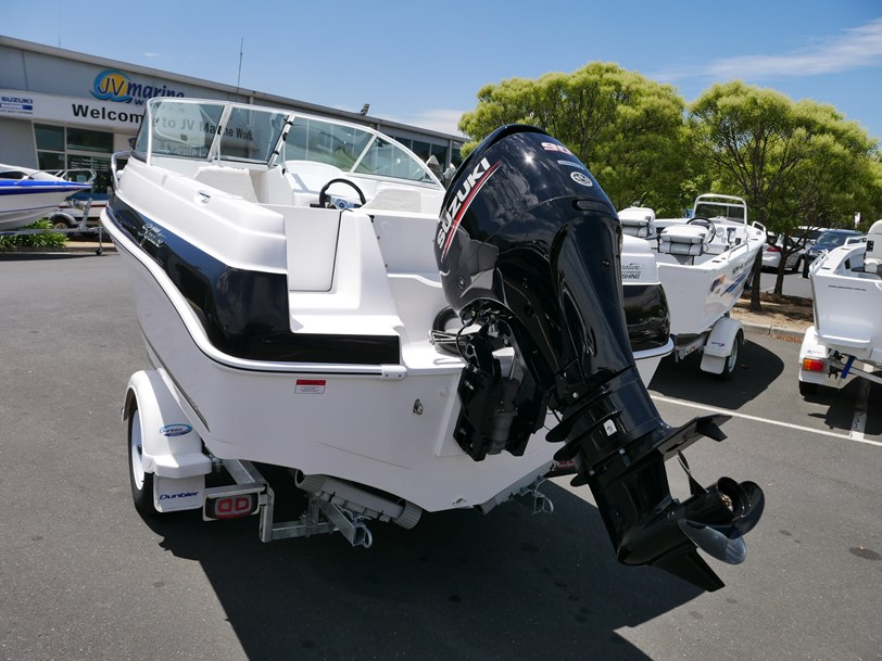 HAINES SIGNATURE 525RF RUNABOUT
