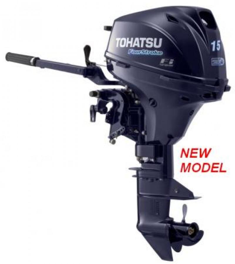 Tohatsu 4 Stroke Mfs15e Fuel Injected Deegan Marine