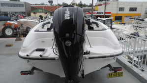 2020 Rae Line Bowrider 185 Outboard