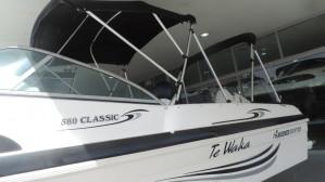 Haines Hunter 580 Classic 2005 Model