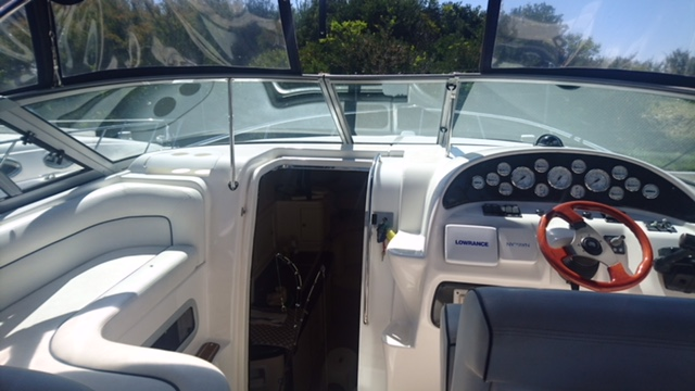 2003 Mustang 32 Se Sports Cruiser 38 South Boat Sales