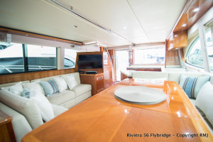 Riviera 56 Flybridge
