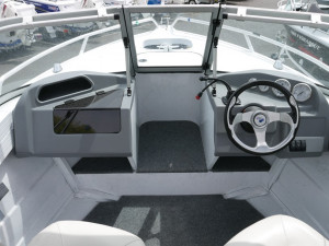 Quintrex 490 Fishabout Runabout Package