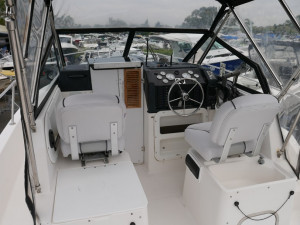 BAYLINER TROPHY - 25FT WALK AROUND