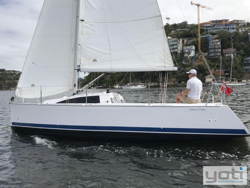 Catalina 275 Sport - Ciara - $89,000 | Yoti