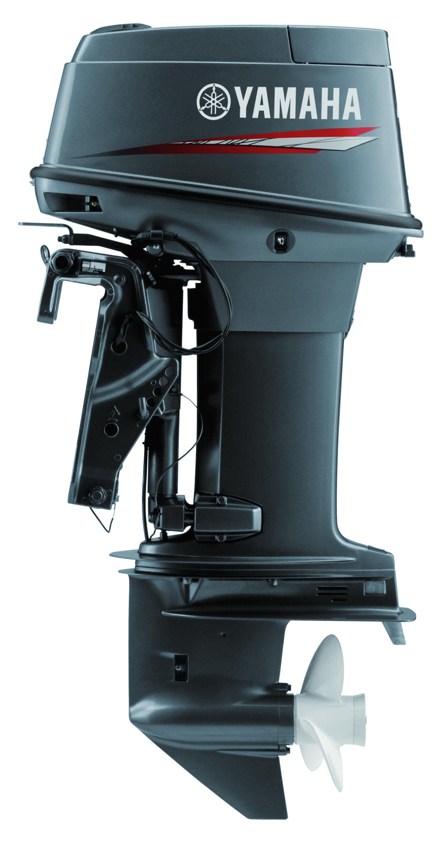 Yamaha 40VETOL 40HP 2 Stroke - Long Shaft, Electric Start