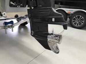 Stacer 429 Outlaw Tiller Steer 2020 Model - Unpainted E40