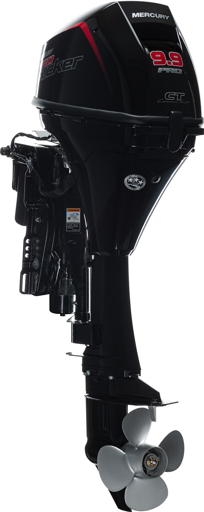 Mercury 9.9 HP ProKicker Fourstroke