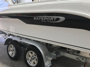 BAYSPORT 640 FISHERMAN