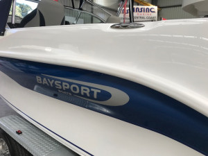 BAYSPORT 595 SPORTS