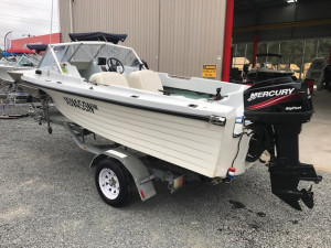 SWIFTCRAFT 15FT RUNABOUT