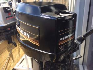 18HP Mercury 2-Stroke