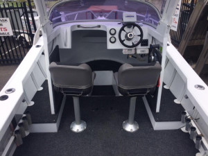 FORMOSA 550 CLASSIC CENTRE CAB