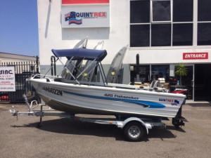QUINTREX 420 FISHSEEKER