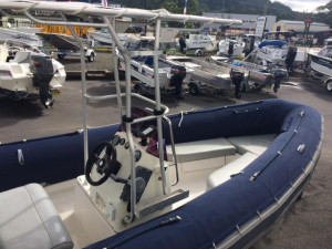 AVON 545 SEASPORT RIB INFLATABLE