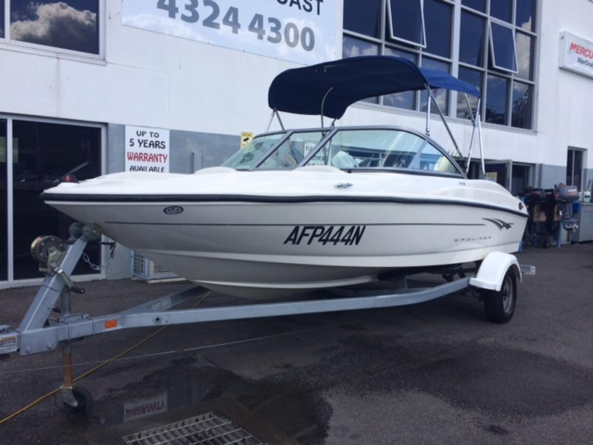 BAYLINER 175 BOW RIDER