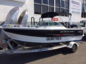 QUINTREX 510 CRUISEABOUT