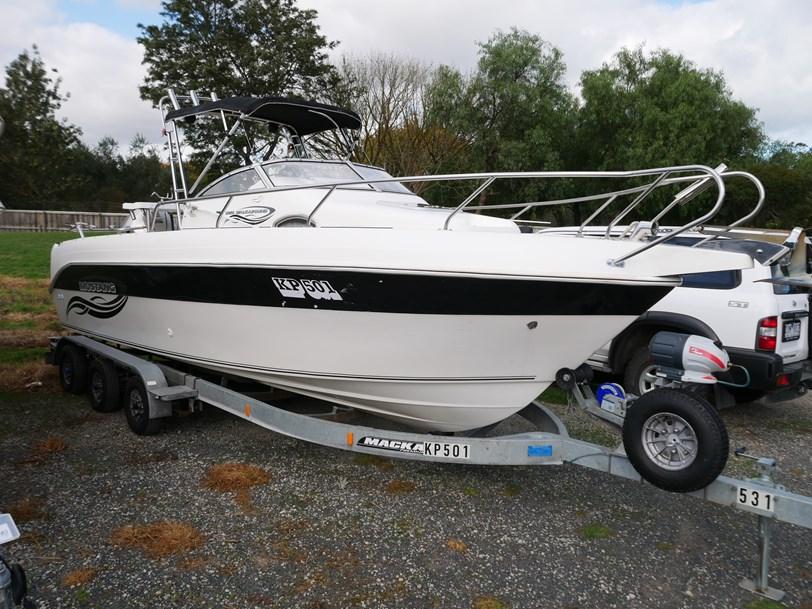 Mustang 2250 Walkaround Jv Marine Melbourne