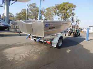 New Model Quintrex F370 Explorer outback