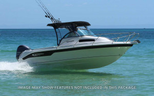 NEW 2018 BAYSPORT 600 OFFSHORE  F130 HP  PACKAGE ONE ONLY!!