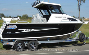 Quintrex 650 Trident Hard Top  F200 HP Pack 2