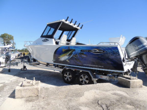 7600 YELLOWFIN SOUTHERNER HARDTOP  F225HP PACK 2